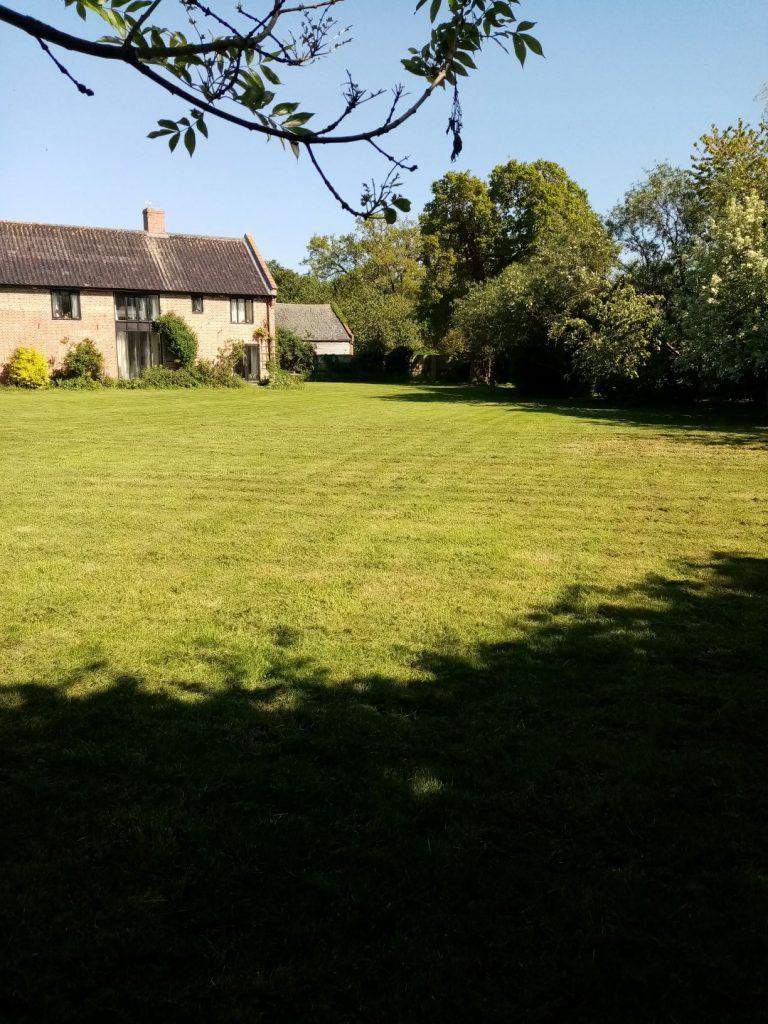 Grass cutting Waveney