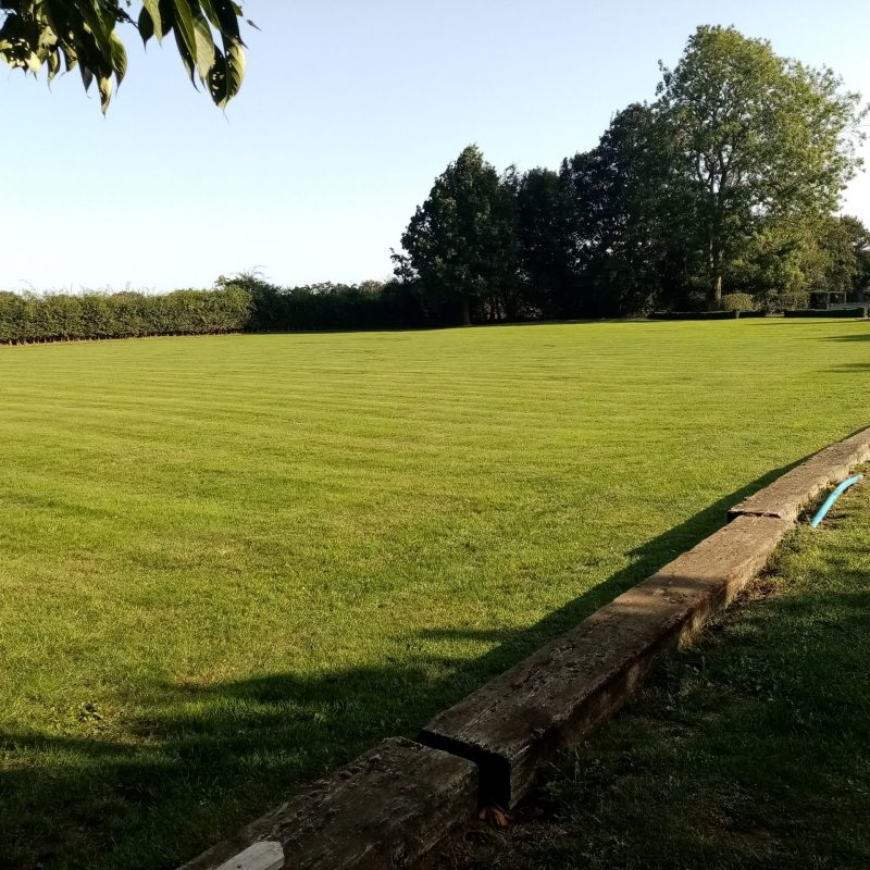 Grass cutting and lawn care in Ditchingham Norfolk.